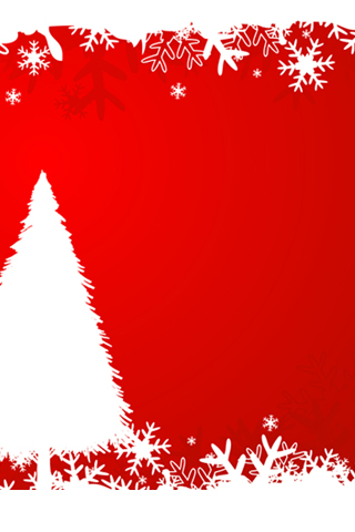 5 iPhone Christmas Wallpapers