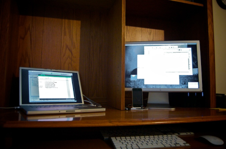 John Rust Desk 2