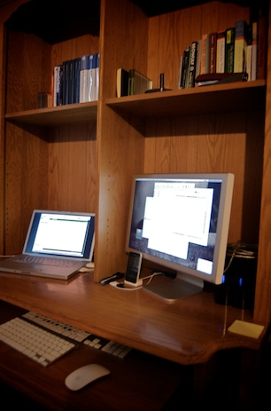 John Rust Desk 3