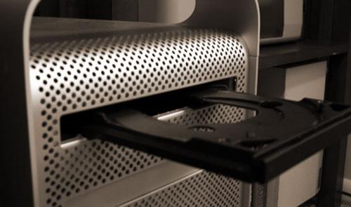 Mac Pro CD Tray