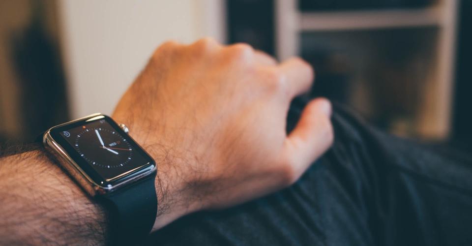 Wearing the Apple Watch