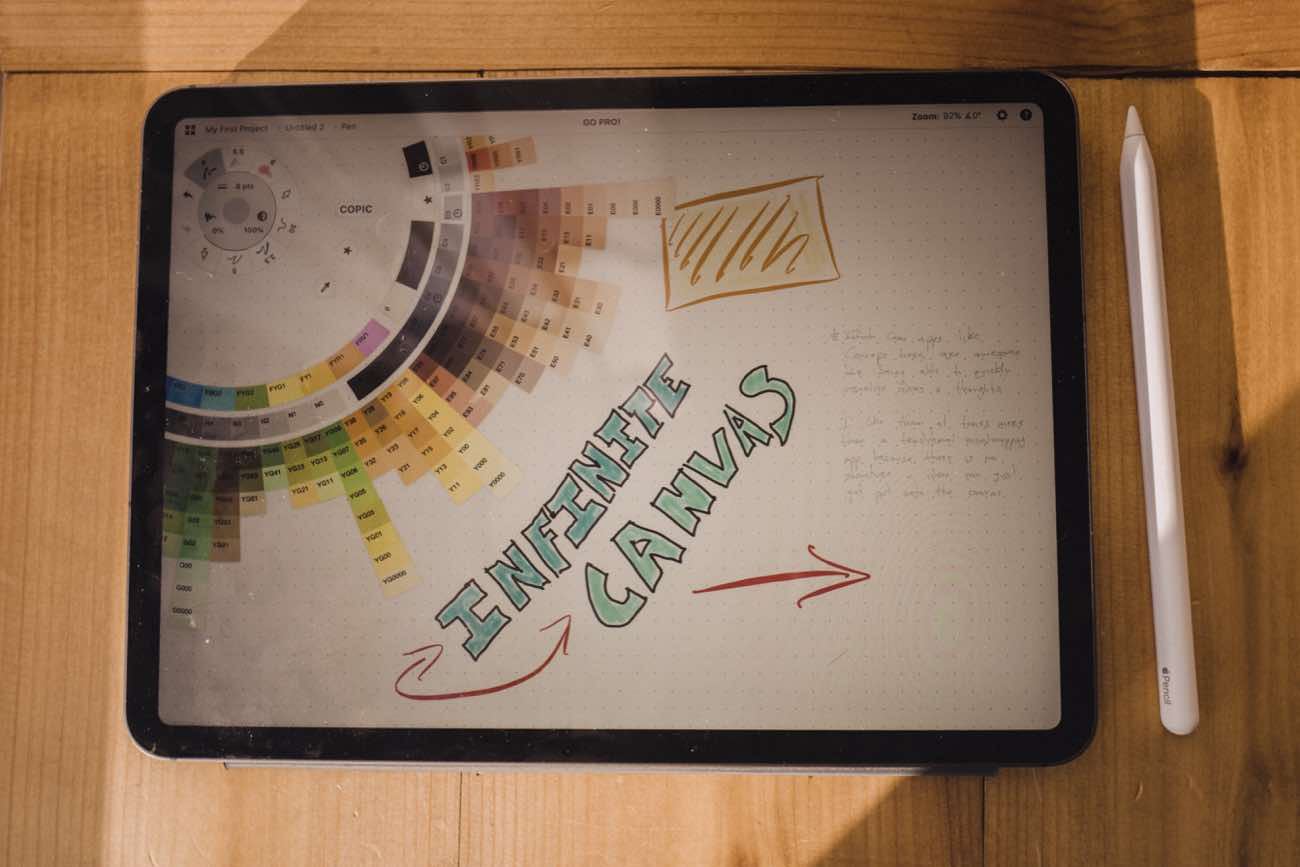 What Drew Me to Infinite Canvas Whiteboard Apps – Shawn Blanc