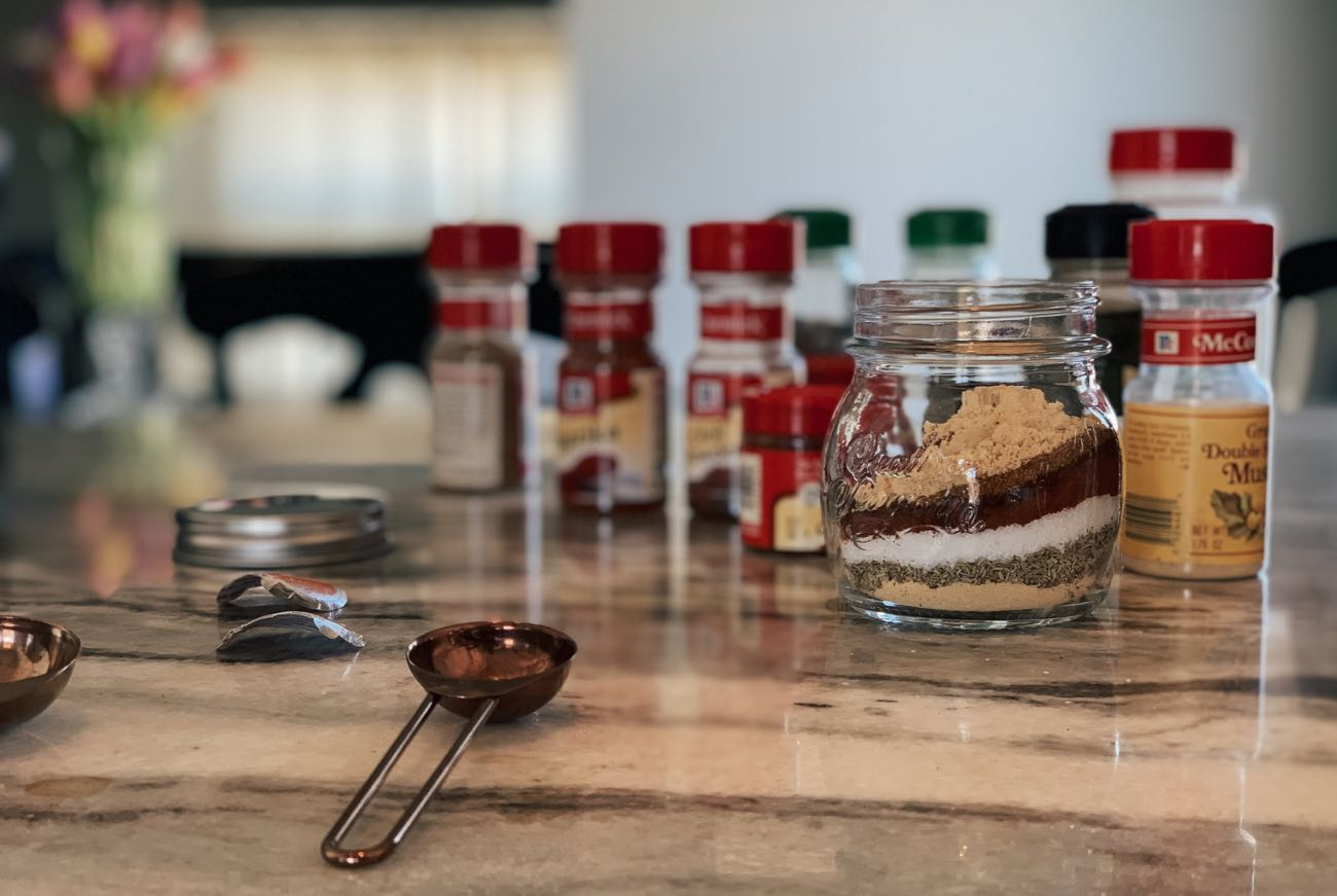 Sugar-Free BBQ Rub
